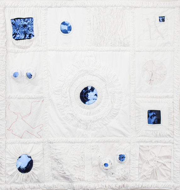 Gather and Disperse Quilt