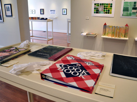 "The Genetically Modified Foods Cook Book is at Main Street Arts for ""Ink and Paper"""