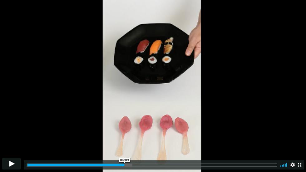 Tasting Spoons Movie