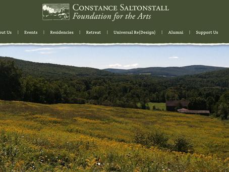 Saltonstall Resident for 2019