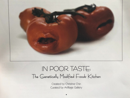Catalogue for In Poor Taste: The Genetically Modified Foods Kitchen