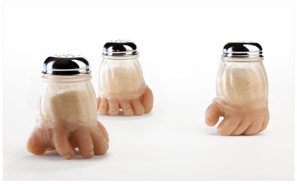 Sentient Kitchen: Shuttling Shakers