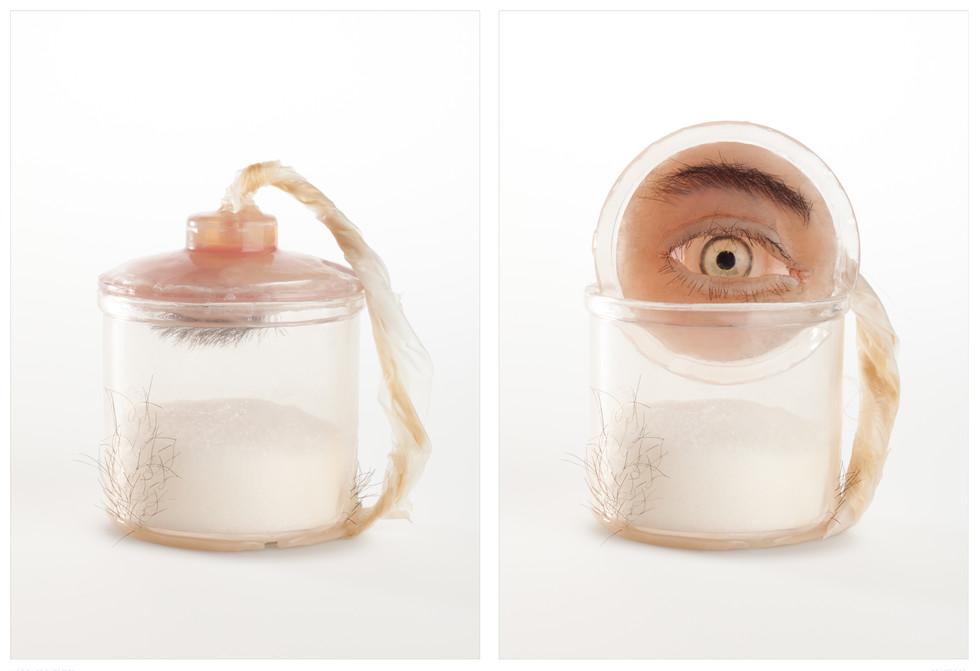 Sentient Kitchen: Sugar Pot
