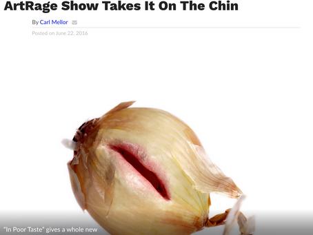 """Review of """"In Poor Taste"""" at Art Rage Gallery"""