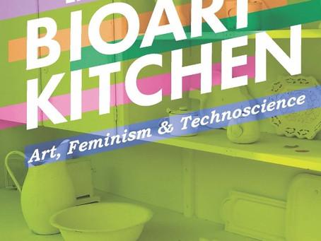 GMFK Cookbook in The BioArt Kitchen by Lindsay Kelley