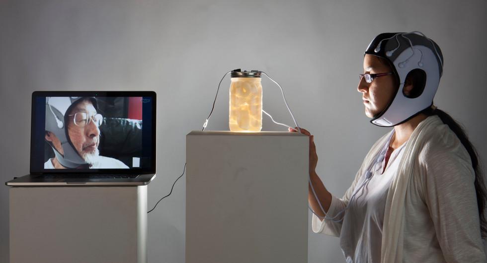 Remote Communication (Christine Chin and Patrick Nagatani)