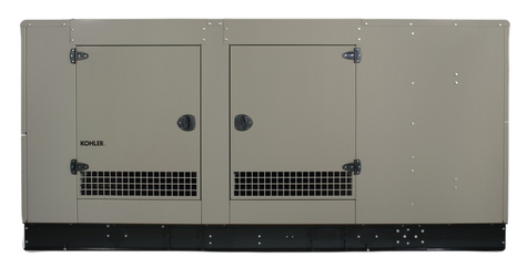 Kohler Liquid-Cooled Standby Generators