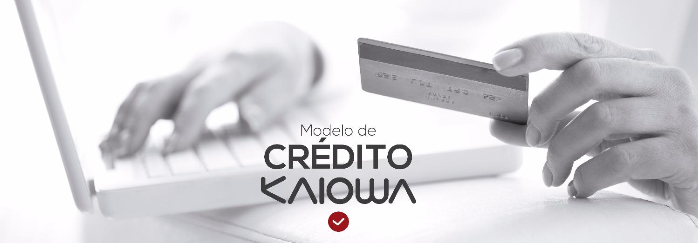 Modelo de Crédito Kaiowa