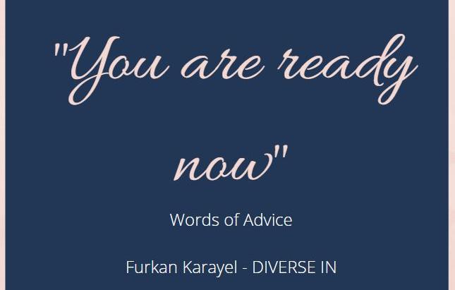"""Furkan Karayel - Tips for living life """"On Your Terms"""""""