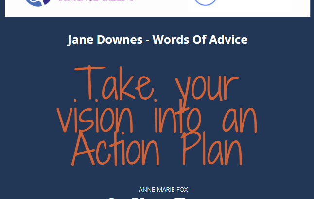 My Advice to help you live life On Your Terms - Jane Downes