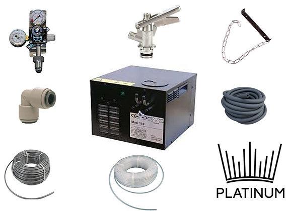 Refurbished Platinum One Product System Price Including VAT £598.80