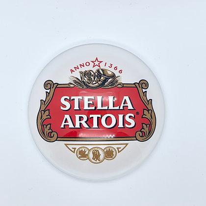 Stella Artois Fish Eye Round 3D Beer Badge (80mm) Price Including VAT £12.00