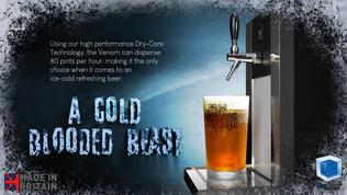 Venom Home Bar Beer Dispenser