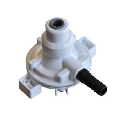 Check Valve 3/8 JG In 1/2 Serrated Out