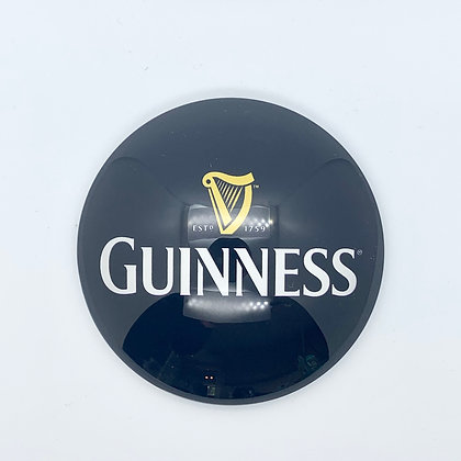 Guinness Round 3D Beer Badge (80mm) Price Including VAT £1