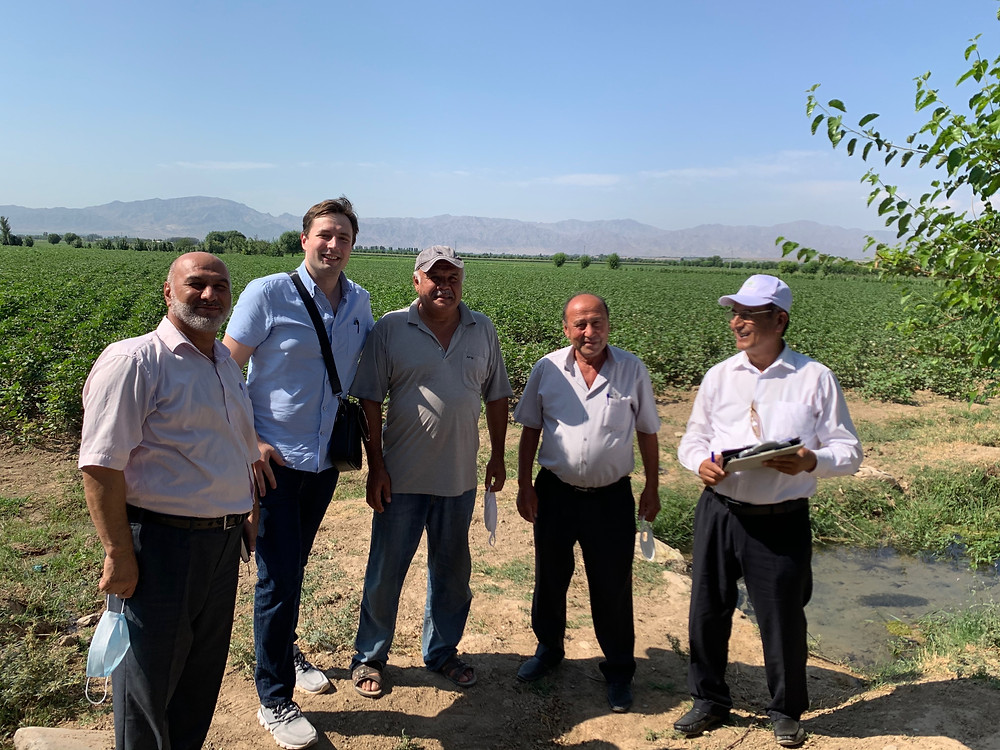 Sergej Orlov-Nicolaisen, Sergej Nicolaisen, Farnico, organic cotton