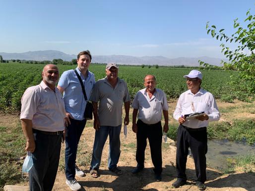Farnico Launches in Tajikistan!