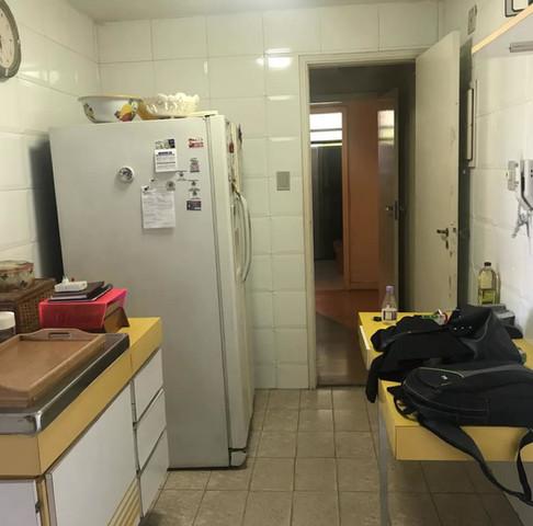 Reforma de cozinha Residencial - Leblon RJ