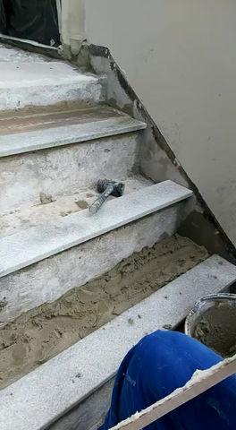 Reparo de escada