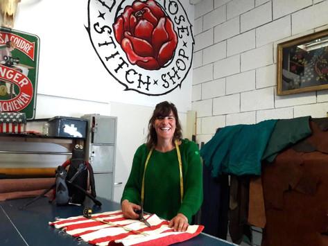 Lola Rose Market: tof met vintage stof