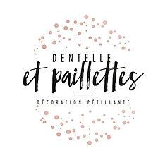 Dentelle et paillettes , décoration de mariage en provence , près d'avignon (84) , transforme votre lieu de réception .