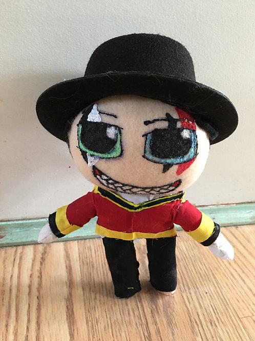 Ringmaster Voodoo Doll