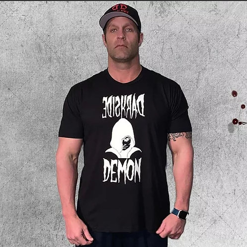 Darkside Demon Black Logo Shirt