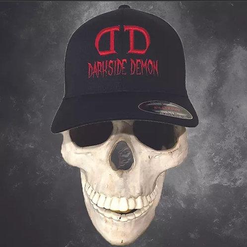 Darkside Demon Flexfit Hat (Red)