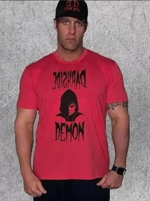 Darkside Demon Red Logo Shirt