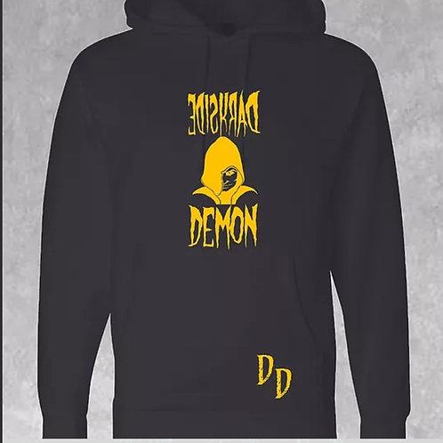 Black Darkside Demon Hoodie
