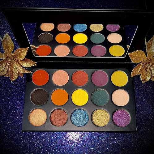 Mandella Effects Palette (The Collective Cosmetics)