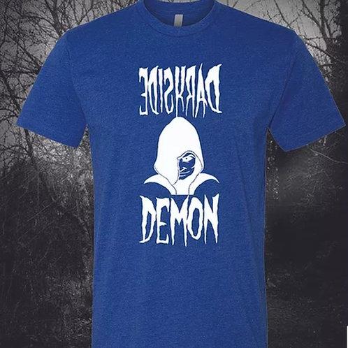Darkside Demon Blue Logo Shirt