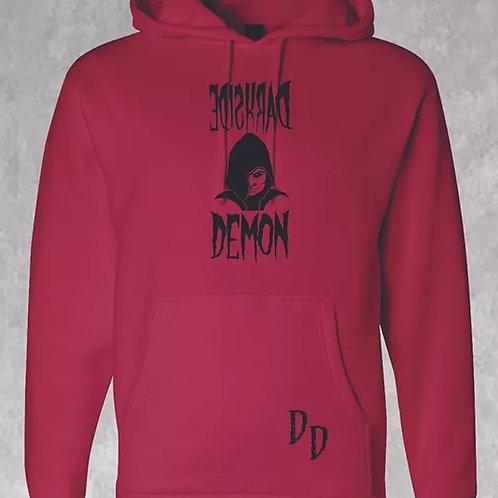 Red Darkside Demon Hoodie