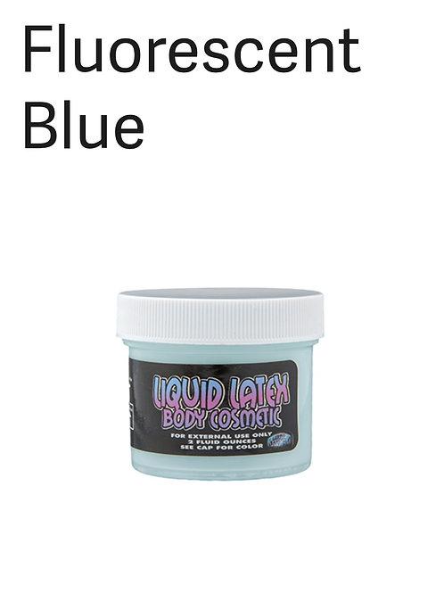 Florescent  Blue(U.V.) Maximum Impact Latex