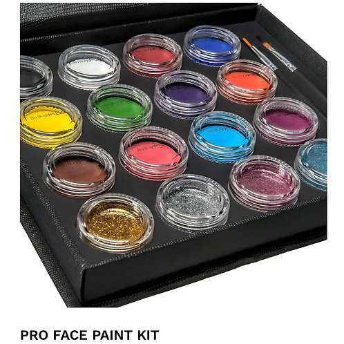 Bo Buggles Pro Facepiant Kit