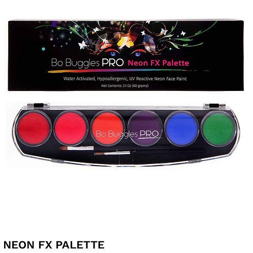 Bo Buggles Neon Palette
