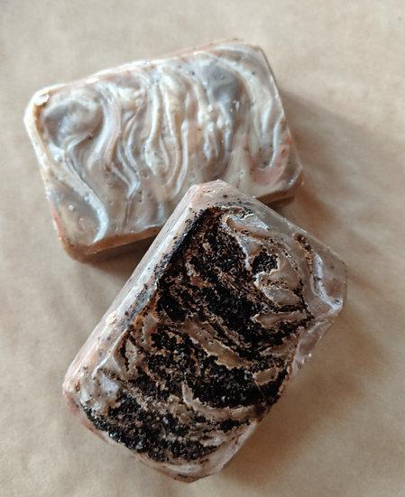Columbian Coffee Bean Soap (Exfoliating)