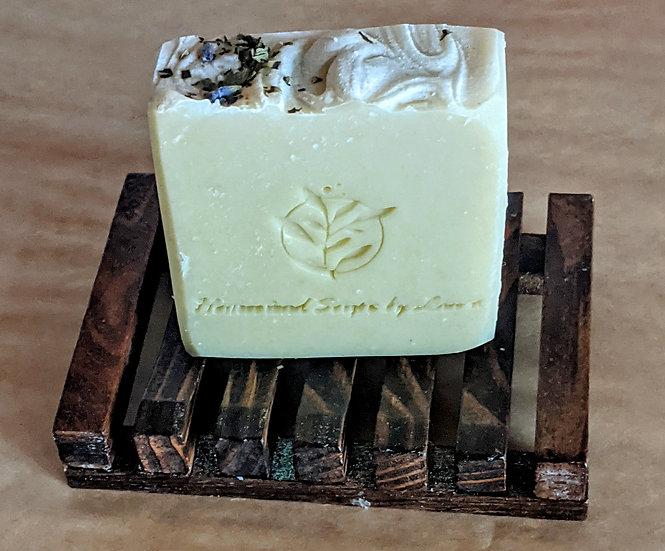 Refreshing Herbal Soap