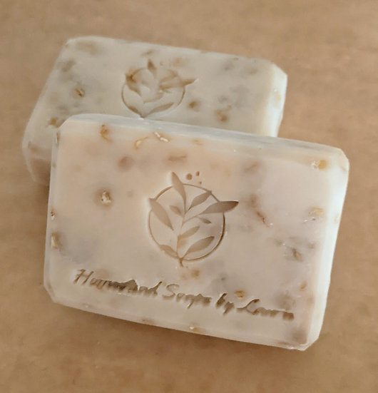 Basic Soap Bar - Oatmeal