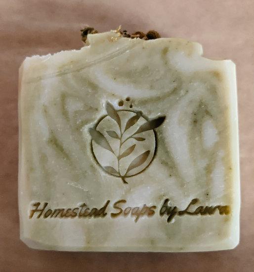 Patchouli Ginger Soap