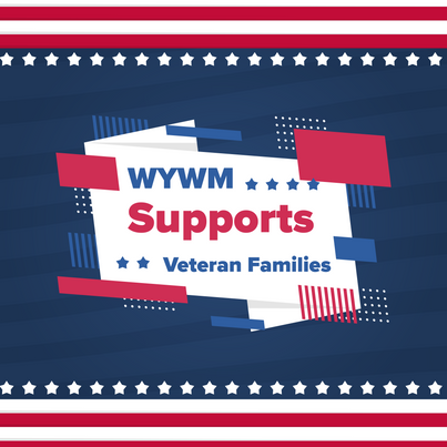 USA Veteran Family Support Badge