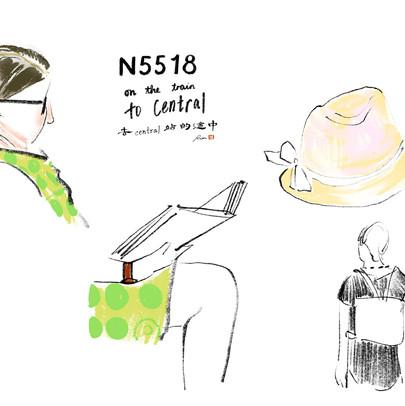 A Sketch on Train