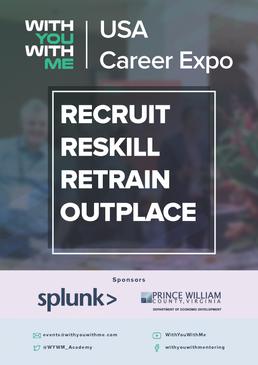 USA Career Expo Poster