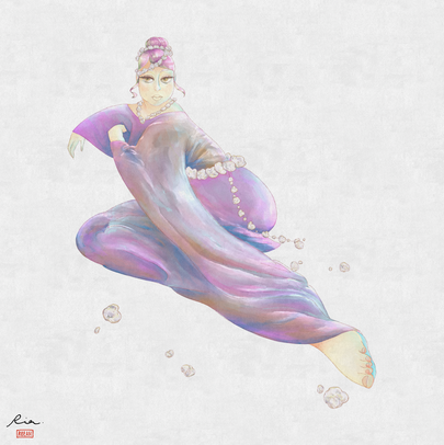 Pearl Lady