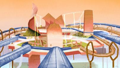 City of Farrell - Environment Concept
