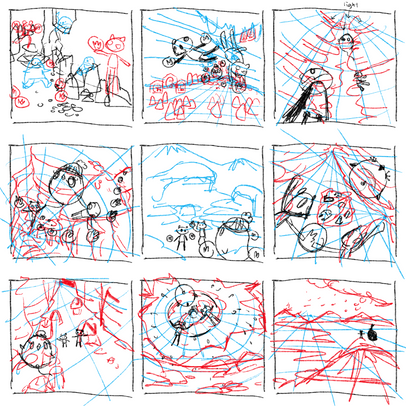 Ice Clan's Cave - Thumbnails