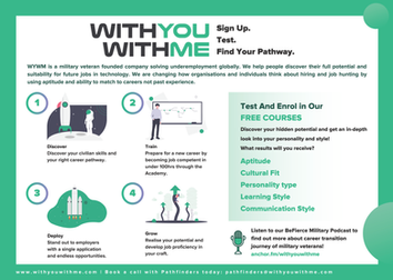 Company Service One-Pager