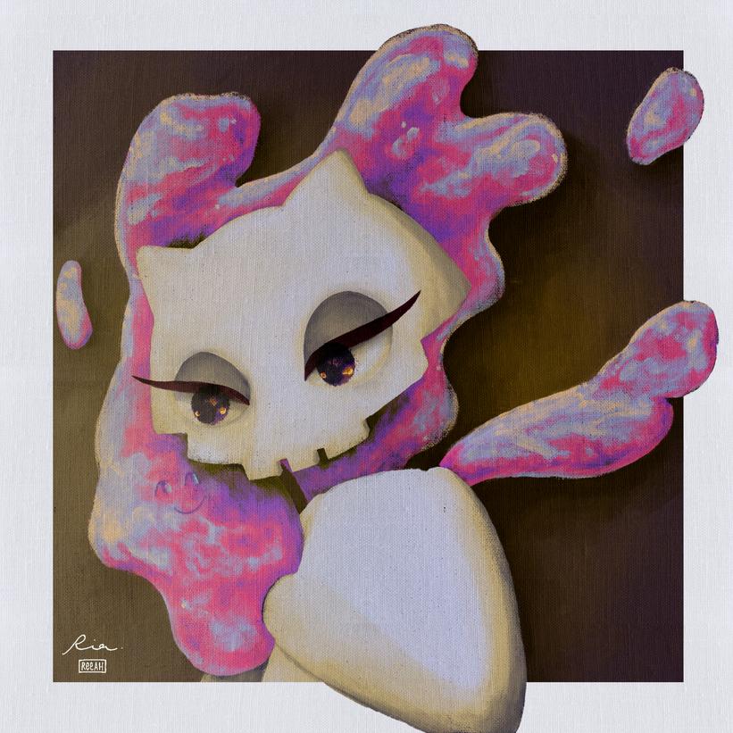 Cattuson - Oil Portrait
