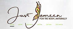 Just Jameen For the Body…Naturally