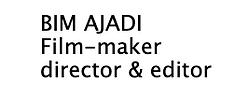 Bim Ajadi Film-maker director & editor
